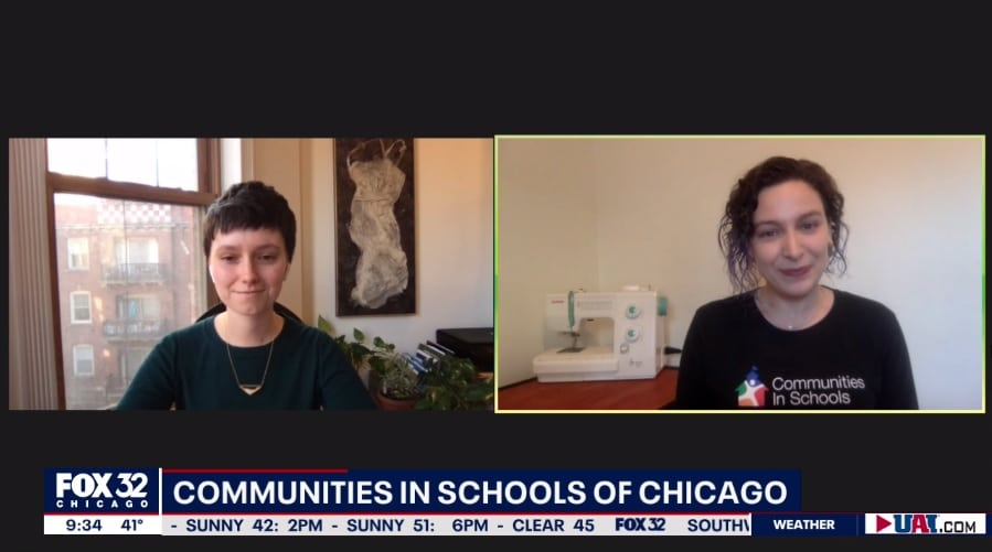 Fox 32: CIS of Chicago Connects 175 Local Schools with Virtual Field Trips