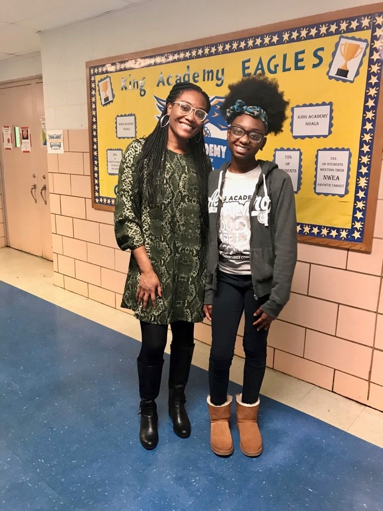 WBEZ: School-Based Mentors Become Virtual Guides