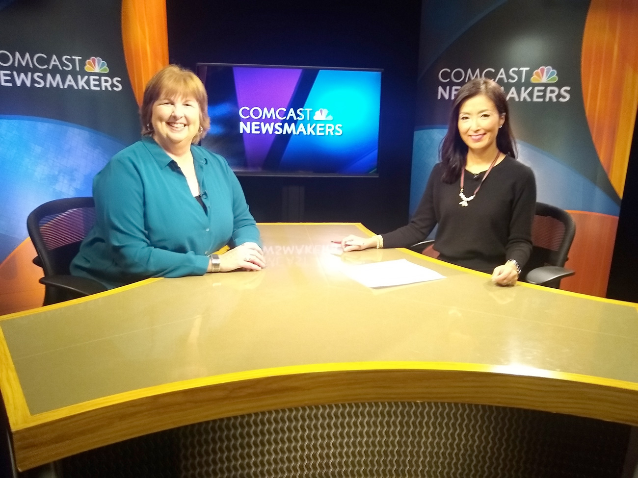 Comcast Newsmakers: All In For Kids